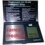 Jual Timbangan Digital Harga Murah Ion Scale 0.01 gram 200g